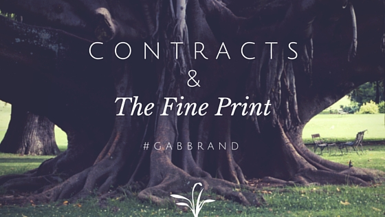 Develop secure Contracts with Gab Brand